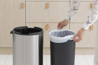 Brabantia Poubelle Touch Bin New matt steel fingerprint proof 30 l-Image 6