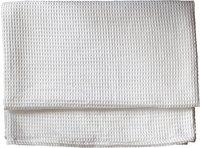 HnL Living Couvre-lit blanc coton-Avant