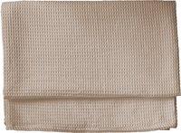 HnL Living Couvre-lit taupe coton-Avant