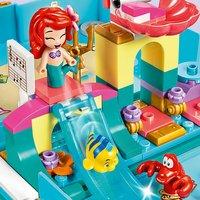 LEGO Disney Princess 43176 Les aventures d'Ariel dans un livre de contes-Image 1