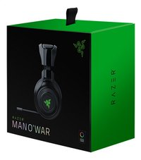 Razer headset ManO'War-Vooraanzicht