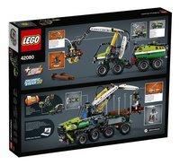 LEGO Technic 42080 Le camion forestier-Arrière