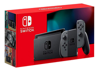 Nintendo Switch console met extra autonomie Grijs