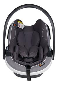 BeSafe Draagbare autostoel iZi Go Modular X1 i-Size metallic melange-Vooraanzicht