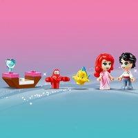 LEGO Disney Princess 43176 Les aventures d'Ariel dans un livre de contes-Image 3