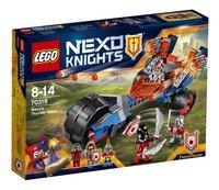LEGO Nexo Knights 70319 La moto-tonnerre de Macy