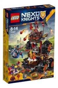 LEGO Nexo Knights 70321 La machine maudite du Général Magmar