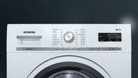Siemens Machine à laver iSensoric iQ700 WM16W47EFG-Détail de l'article