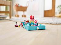 LEGO Disney Princess 43176 Les aventures d'Ariel dans un livre de contes-Image 6