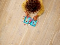 LEGO Disney Princess 43176 Les aventures d'Ariel dans un livre de contes-Image 7