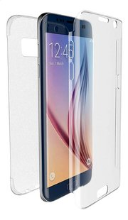X-Doria cover Defense 360° voor Samsung Galaxy S9+ transparant-commercieel beeld
