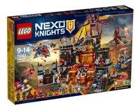 LEGO Nexo Knights 70323 Jestro's vulkaanbasis-Vooraanzicht