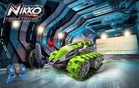 Nikko auto RC Nanotrax groen-Afbeelding 1