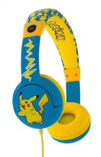 Casque Pokémon Pikachu-Avant