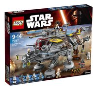 LEGO Star Wars 75157 Captain Rex's AT-TE-Vooraanzicht