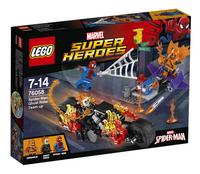 LEGO Super Heroes 76058 Spider-Man: Ghost Rider samenwerking