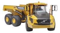 Bruder constructievoertuig Volvo Dumper A60H-Vooraanzicht