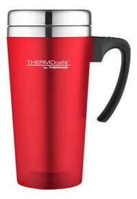 Thermocafé by Thermos Reisbeker Soft Touch rood 42 cl