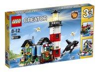LEGO Creator 31051 Vuurtorenkaap