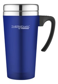 Thermocafé by Thermos Mug de voyage Soft Touch bleu 42 cl