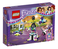 LEGO Friends 41128 Le manège volant du parc d'attractions-Avant