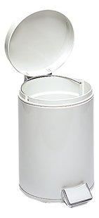 Brabantia poubelle à pédale 5 L blanc
