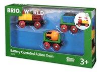 BRIO World 33319 Trein op batterijen-Rechterzijde
