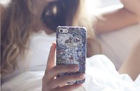 i-Paint coque Tattoo pour iPhone 5/5s/SE-Image 1