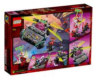 LEGO Ninjago 71710 La voiture ninja-Arrière