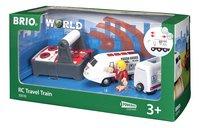 BRIO World 33510 Train de voyageur RC-Côté droit