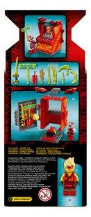 LEGO Ninjago 71714 Avatar Kai - Capsule Arcade-Arrière