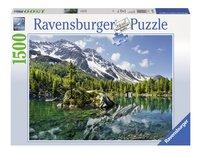 Ravensburger puzzle Montagne magique-Avant