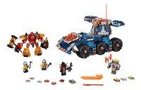LEGO Nexo Knights 70322 Axl's torentransport-Vooraanzicht