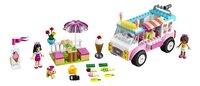 LEGO Juniors 10727 La camionnette de glaces d'Emma-Avant