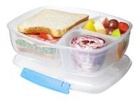 Sistema Lunchbox Triple Split 2 l-Afbeelding 6