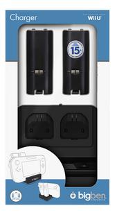 Bigben station de recharge Dual Charger Wii U