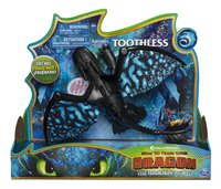 Figuur How to Train Your Dragon 3 Deluxe Toothless-Vooraanzicht