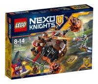 LEGO Nexo Knights 70313 L'écrase-lave de Moltor