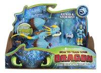 Dragons 3 - Astrid & Tempête-Avant