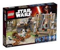 LEGO Star Wars 75139 La bataille de Takodana-Avant