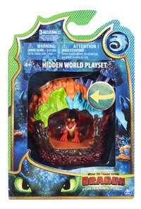 Speelset How to Train Your Dragon 2 Hidden World - Hookfang-Vooraanzicht
