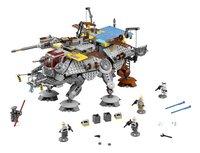 LEGO Star Wars 75157 L'AT-TE du Capitaine Rex-Avant