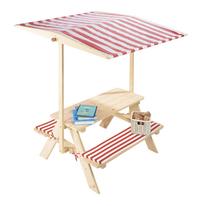 Pinolino zonneluifel voor picknicktafel Nicki 4 personen-Afbeelding 1