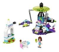 LEGO Friends 41128 Pretpark ruimtevlucht-Vooraanzicht