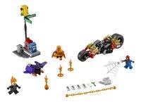 LEGO Super Heroes 76058 Spider-Man : l'équipe de Ghost Rider-Avant