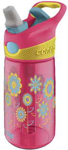 Contigo drinkfles Striker roze 420 ml