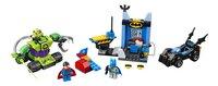 LEGO Juniors 10724 Batman & Superman vs Lex Luthor-Vooraanzicht