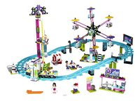LEGO Friends 41130 Les montagnes russes du parc d'attractions-Avant