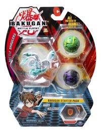 Bakugan Starter 3-Pack - Haos Nillious-Vooraanzicht
