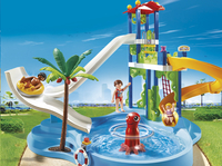 Playmobil Summer Fun 6669 Waterspeeltuin-Afbeelding 1